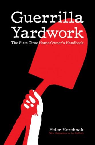 Guerrilla Yardwork - Front Cover